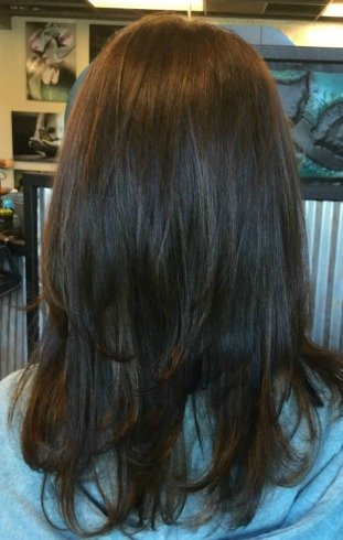 keratin smoothing after pic scotts valley