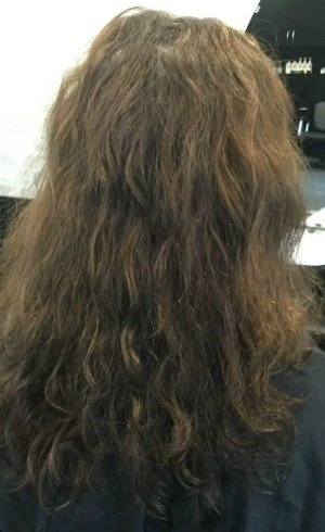 keratin smoothing before pic scotts valley