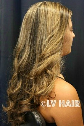 highlights LV Hair Scotts Valley