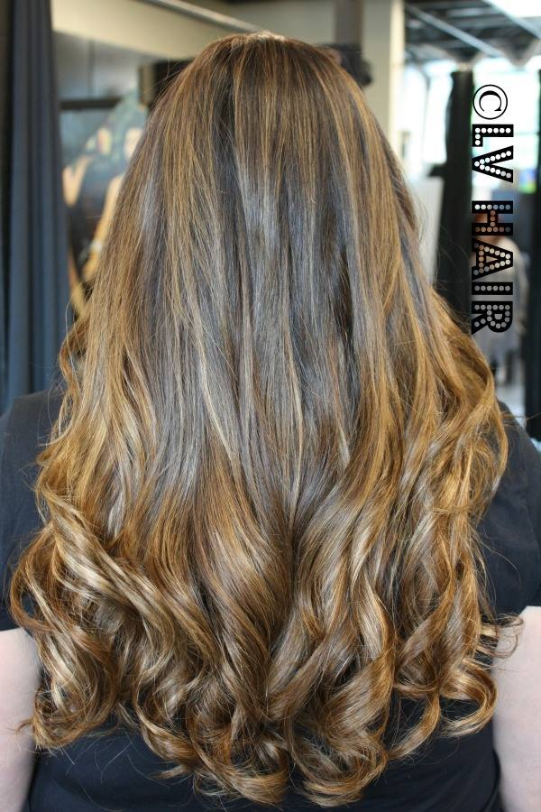 halocouture hair extensions salon Scotts Valley LV Hair