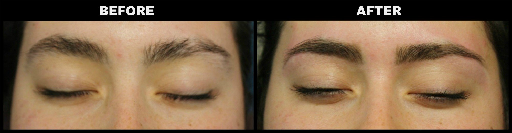 eyebrow waxing Scotts Valley
