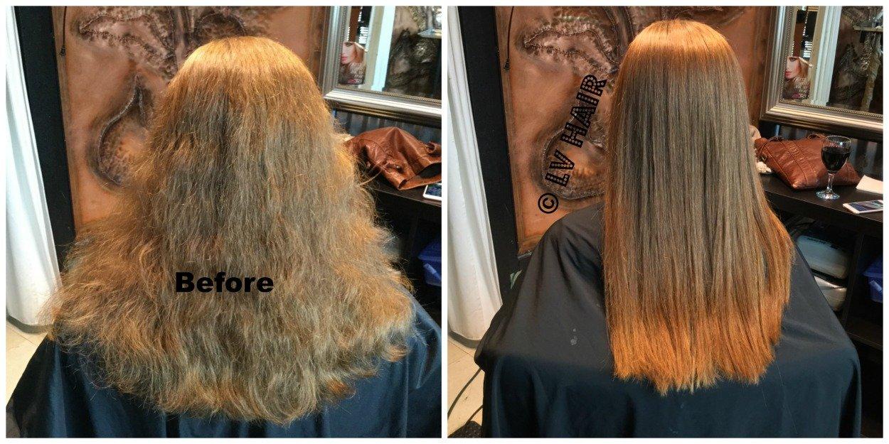 hair smoothing santa cruz