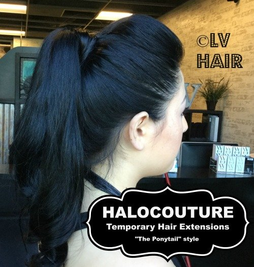 Halocouture hair extensions Santa Cruz