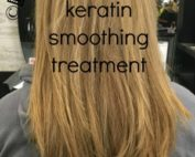 keratin smoothing treatment Scotts Valley
