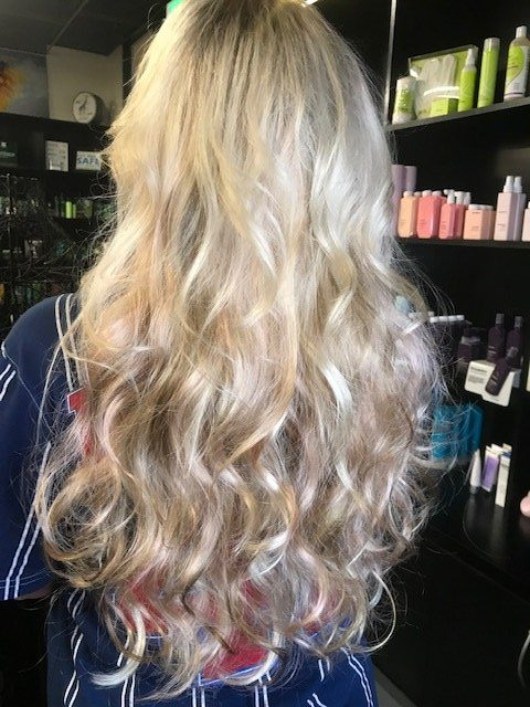synthetic hair extensions santa cruz
