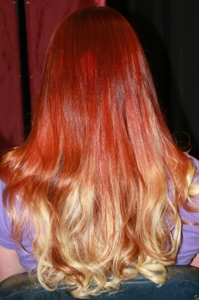 hair color Scotts Valley
