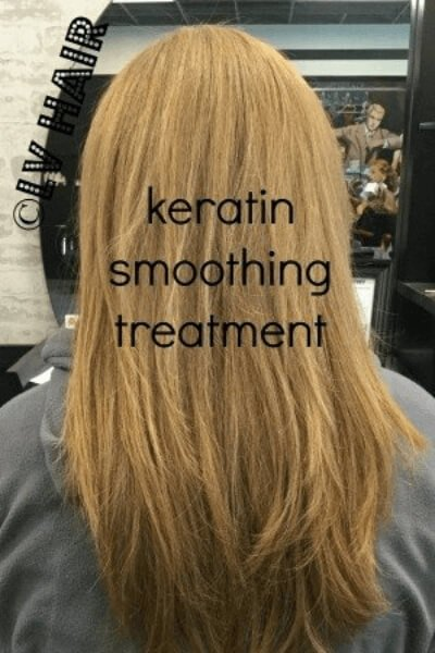 hair smoothing Scotts Valley