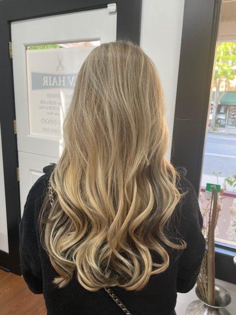 hair color Santa Cruz CA